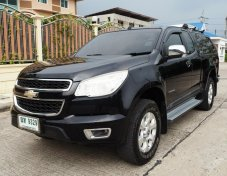 #CHEVROLET COLORADO NEW X-CAB 2.8 LTZ Z71 4WD ปี 2012