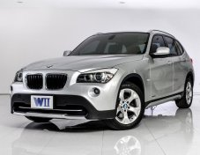 2012 BMW X1 2.0 E84 (ปี 09-15) sDrive18i SUV AT