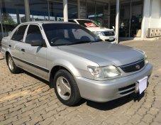 Toyota Soluna 1.5 XLi ติดแก๊ส เกียร์ธรรมดา ปี 2544