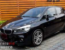 BMW 218I 1.5 ACTIVE TOURER M Sport AT ปี 2017