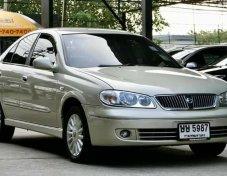 2004 Nissan SUNNY Super GL sedan