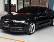 Audi A5 Coupe 2.0 TFSI Quattro S-Line Black Edition (Minor Change) 2012