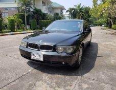 0000 BMW 730i SE sedan