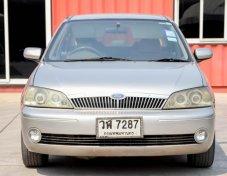 FORD LASER 2003 โฉม00-05 Tierra VXI Sedan 1.6 AT สีเงิน