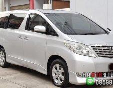 Toyota Alphard (ปี 2008) V 2.4 AT Van