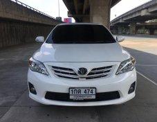 2013 Toyota Corolla Altis 1.6E CNG รถสวยมือเดียว เครดิตดีไม่ต้องดาวน์