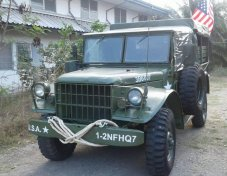 1985 Jeep Willys truck