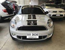 Mini Cooper 1.6 S coupe Tubo ปี 2014
