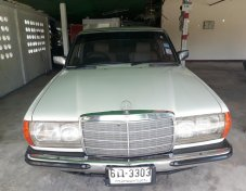 Benz 220 ปี 1988 ( เก๋ง )