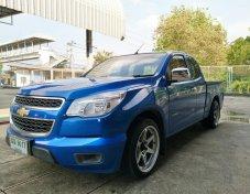 (ผน 9017) CHEVROLET COLORADO FLEX CAB 2.5 LS เกียร์ธรรมดา ปี 2013 (โอนย้ายเข้ากรุงเทพฯ ฟรี)