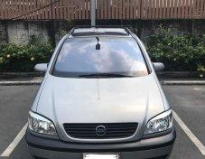 Chevrolet Zafira 2.2 CDX 2001 wagon