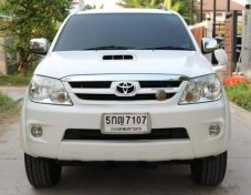 TOYOTA FORTUNER EXCLUSIVE 3.0 V 4WD ปี2006 suv
