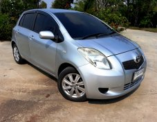 Toyota Yaris 1.5E ปี 2007