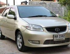 TOYOTA VIOS 1.5 E ปี2005 sedan