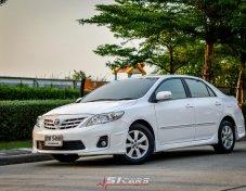 Toyota Altis 1.6E CNG โรงงาน สีขาว สภาพสวย