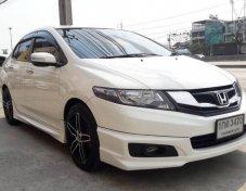 2012 Honda CITY SV+ sedan