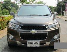 Chevrolet CAPTIVA ดีเซล ปี 2013 รุ่น 2.0 LTZ
