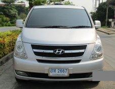 Hyundai H-1  ปี 2010 รุ่น 2.5 Touring เกียร์ธรรมดา