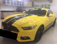 Ford mustang 2.3 Ecoobooth 2017