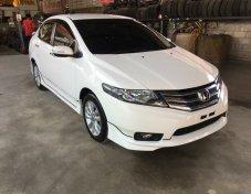 2013 Honda CITY ท๊อปสุดๆ ฟรีดาวน์