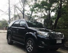 TOYOTA FORTUNER 3.0 V 4WD ปี2012 suv