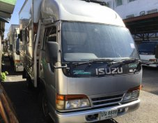 2012 ISUZU ELF NHR 69 E รถบรรทุก 4 ล้อ โฉมหน้าการ์ตูน  Truck