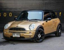 ขาย Mini Cooper R50 ปี 2011 เกียร์ AUTO สีทองพิเศษ