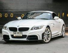 BMW Z4 23i sDrive (E89) ปี 2010 สีขาวเดิมจากโรงงาน เกียร์ Auto 6 Speed