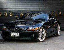 ขายด่วน Bmw Z4 2.5 ปี 2005 เกียร์ออโต้ สีดำ รถศูนย์แท้