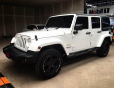 Jeep Wrangler CRD Sahara Limited ดีเซล