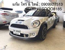 MINI COOPER 1.6 S COUPE TURBO AT ปี 2014 (รหัส #BSOOO8185)
