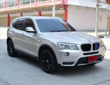 BMW X3 2.0 F25 (ปี 2014) xDrive20d Highline SUV AT