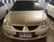 ขายถูก Mitsubishi LANCER GLX 2004 sedan เกียร์ออโต้