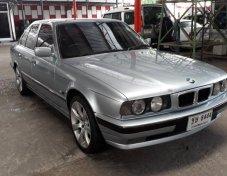 1996 BMW SERIES 5, 525 iA 2.4 สีเทา เกียร์ออโต้ สภาพพร้อมใช้