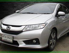 Honda CITY 1.5SV AS เบนซิน ปี 2016