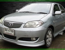 Toyota VIOS 1.5S IVORY เบนซิน ปี 2006