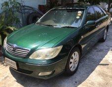 2003 TOYOTA CAMRY 2.4 Q โฉม ปี2002-2006  ( ABG4 ABS VSC )  Sedans 4 Drs.