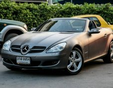 2005 Mercedes-Benz SLK200 Kompressor 2LOOK EDITION coupe