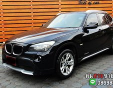 BMW X1 SDrive20D Hight Line AT Model:2011 จดทะเบียน 2017