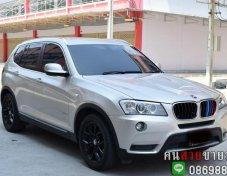 BMW X3 2.0 F25 (ปี 2014) xDrive20d Highline SUV AT