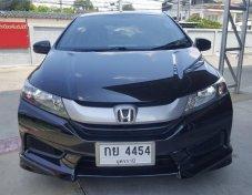 2014 Honda CITY S sedan  รถบ้าน มือเดียวออกศูนย์ สวยกริ๊ป เลขไมล์ 5x,xxx ราคาเพียง 469,000 บาท