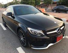 Mercedes-Benz C250 Coupe ปี2016 ฟรีดาว์น ไมล์น้อยๆ