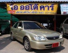 2001 Toyota SOLUNA SLi sedan