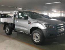 Ford Ranger หัวลากช่วงล่าง Everest