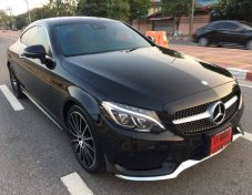 2016 Mercedes-Benz C250 AMG  Dynamic coupe