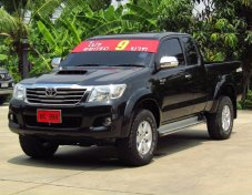 2014 Toyota Hilux Vigo 2.5E Prerunner pickup opencab