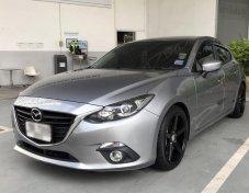 ขายมาสด้า 3 ปี 2014 ด่วน Mazda 3 E 2014 hatchback