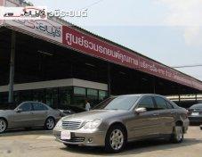 รถสวย ใช้ดี MERCEDES-BENZ 200 รถเก๋ง 4 ประตู