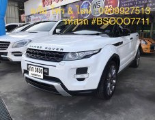 LAND ROVER RANGE ROVER EVOQUE 5DR SD4 2.2 AT ปี 2012 (รหัส #BSOOO7711)