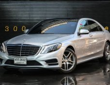 ขายด่วน BENZ S-CLASS S300 BLUETEC HYBRID AMG PACKAGE โฉม W222 ปี 2015